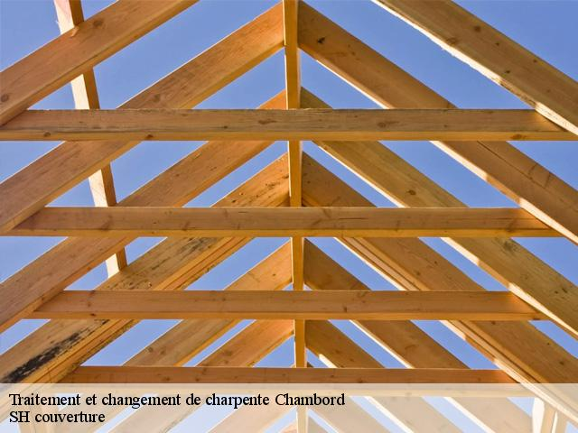 Traitement de charpente  chambord-27250
