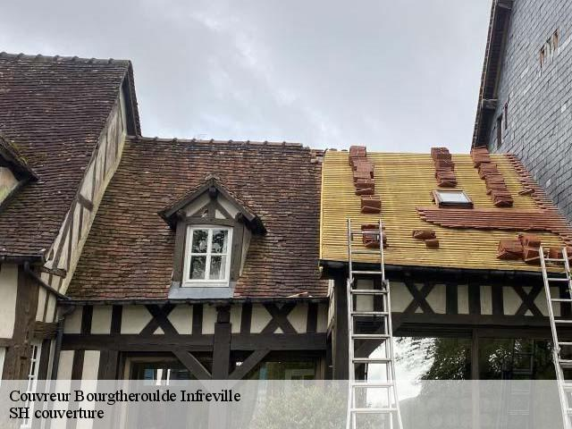 Couvreur  bourgtheroulde-infreville-27520 David couverture